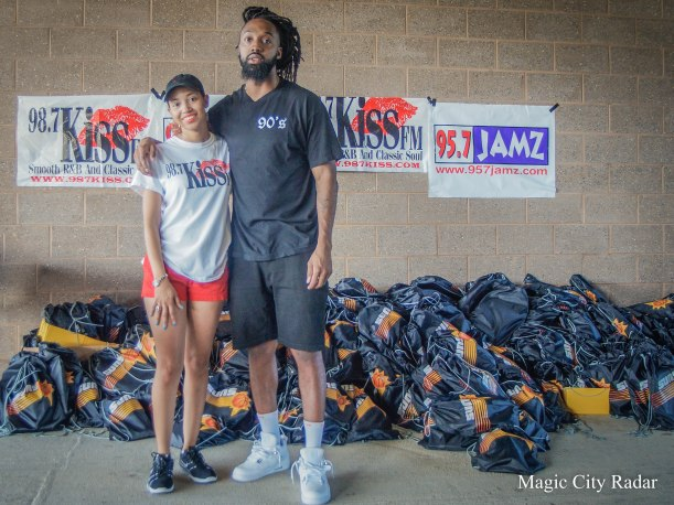 Eric Berry Backpack Giveaway